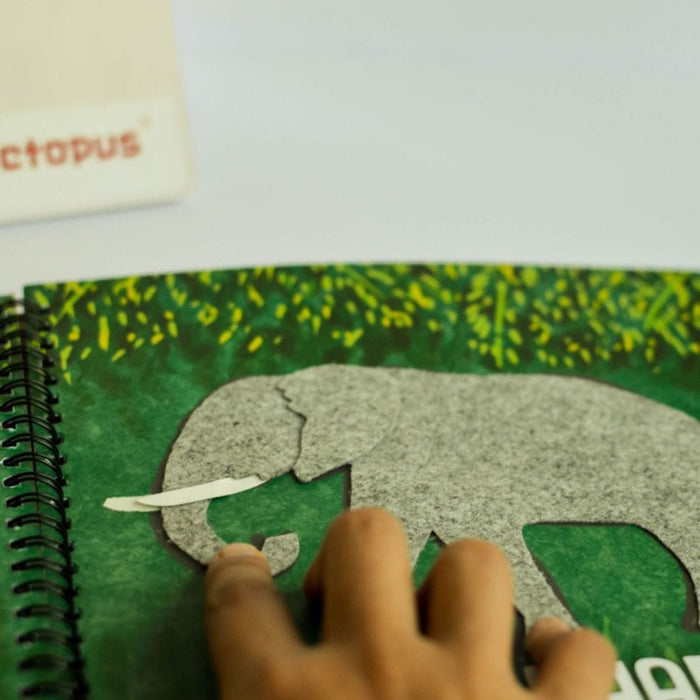 The Nestery: Tactopus - What Makes Your Special? A Picture Book About Animals