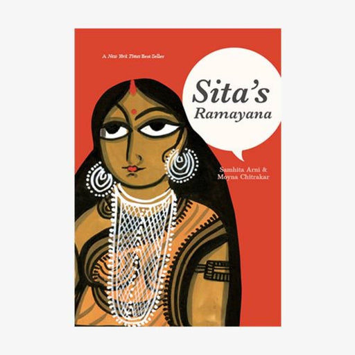 The Nestery : Tara Books - Sita'S Ramayana