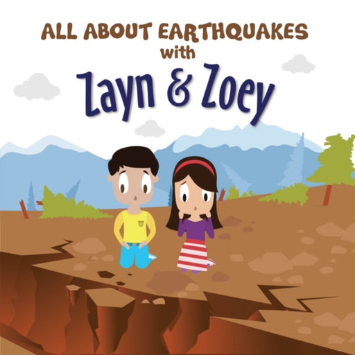 The Nestery: Zayn & Zoey - All About Earthquakes With Zayn And Zoey