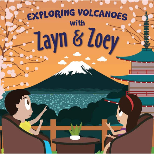 The Nestery: Zayn & Zoey - Exploring Volcanoes With Zayn And Zoey