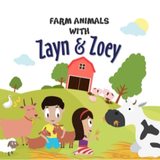 The Nestery: The Curiosity Club - Farm Animals With Zayn And Zoey