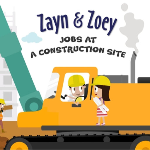 The Nestery: Zayn & Zoey - Jobs At A Construction Site