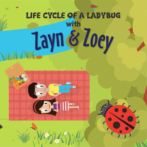 The Nestery: The Curiosity Club - Lifecycle If A Ladybug