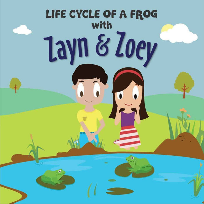 The Nestery: Zayn & Zoey - Lifecycle Of A Frog