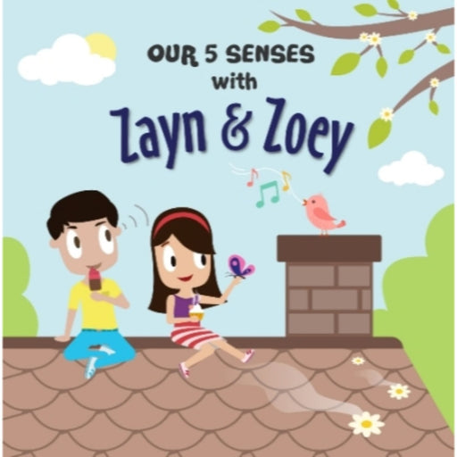 The Nestery: Zayn & Zoey - Our 5 Senses