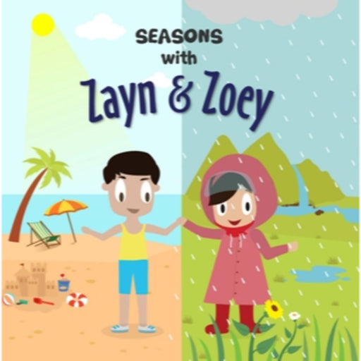 The Nestery: The Curiosity Club - Seasons With Zayn And Zoey