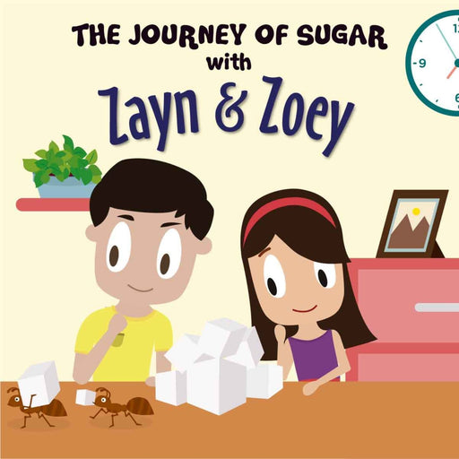 The Nestery: Zayn & Zoey - The Journey Of Sugar With Zayn And Zoey