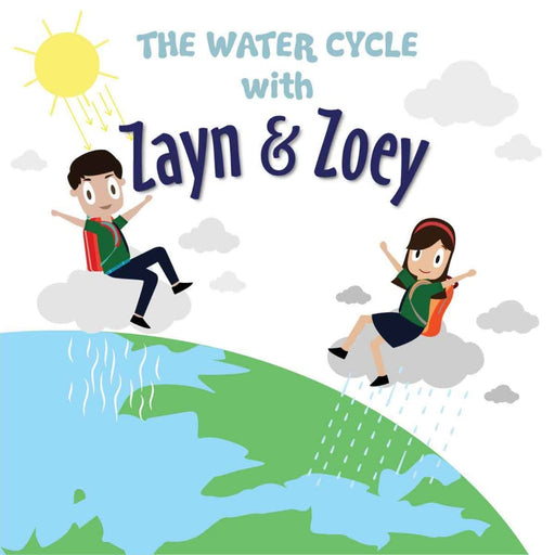 The Nestery: Zayn & Zoey - The Water Cycle With Zayn And Zoey