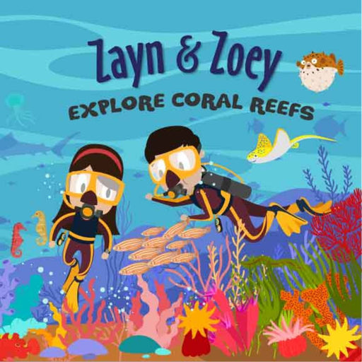 The Nestery: The Curiosity Club - Zayn And Zoey Explore Coral Reefs