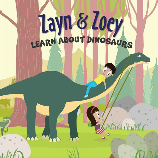 The Nestery: The Curiosity Club - Zayn And Zoey Learn About Dinosaurs