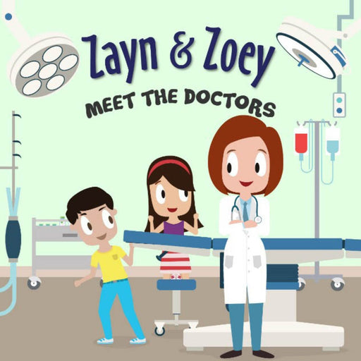 The Nestery: Zayn & Zoey - Zayn And Zoey Meet The Doctors