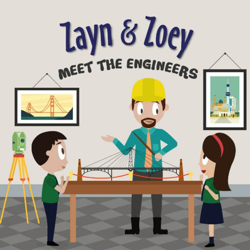 The Nestery: Zayn & Zoey - Zayn And Zoey Meet The Engineers