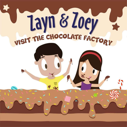 The Nestery: The Curiosity Club - Zayn And Zoey Visit The Chocolate Factory