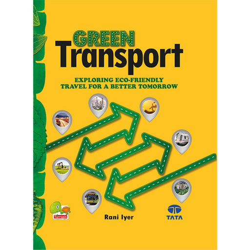 The Nestery : Teri Press - Green Transport