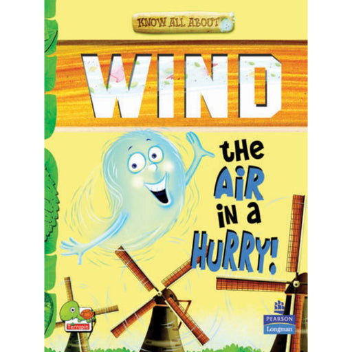 The Nestery : Teri Press - Know All About Wind: The Air In A Hurry!