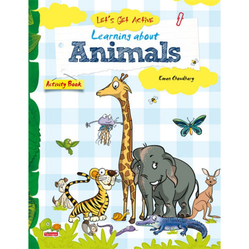 The Nestery : Teri Press - Lets Get Active: Learning About Animals