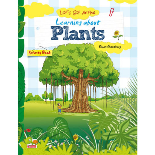 The Nestery : Teri Press - Let's Get Active : Learning About Plants