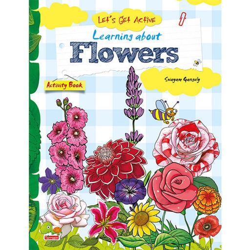 The Nestery : Teri Press - Let's Getactive : Learning About Flowers