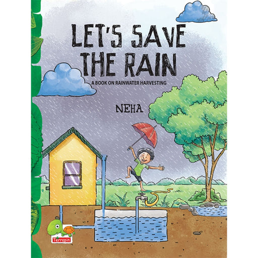 The Nestery : Teri Press - Lets Save The Rain