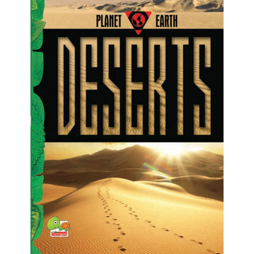 The Nestery : Teri Press - Planet Earth-Deserts