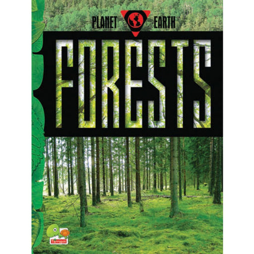 The Nestery : Teri Press - Planet Earth-Forests