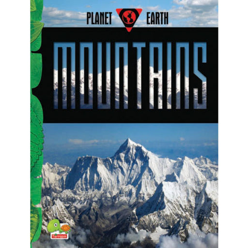 The Nestery : Teri Press - Planet Earth-Mountains