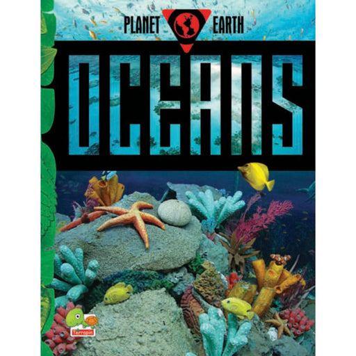 The Nestery : Teri Press - Planet Earth-Oceans
