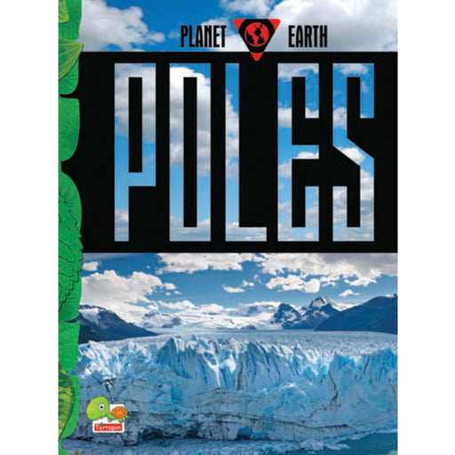 The Nestery : Teri Press - Planet Earth-Poles