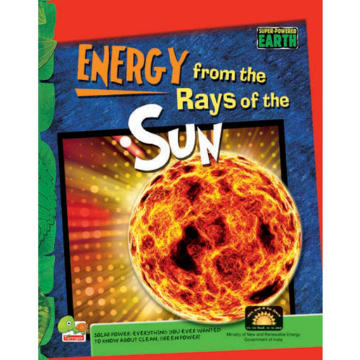 The Nestery : Teri Press - Super-Powered Earth: Energy From The Rays Of The Sun