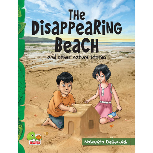 The Nestery : Teri Press - The Disappearing Beach And Other Nature Stories