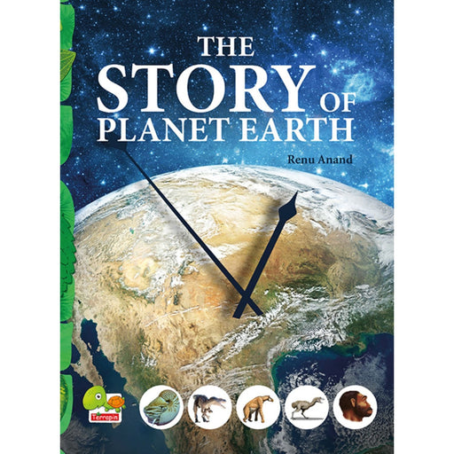 The Nestery : Teri Press - The Story Of Planet Earth