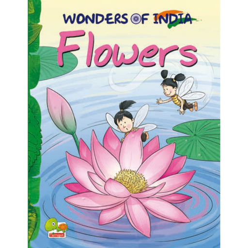The Nestery : Teri Press - Wonders Of India - Flowers