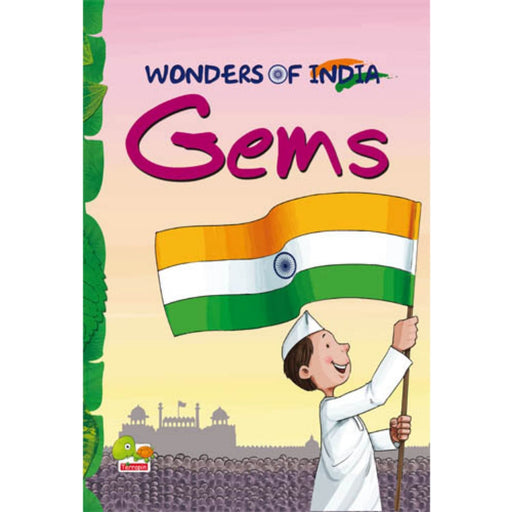 The Nestery : Teri Press - Wonders Of India - Gems