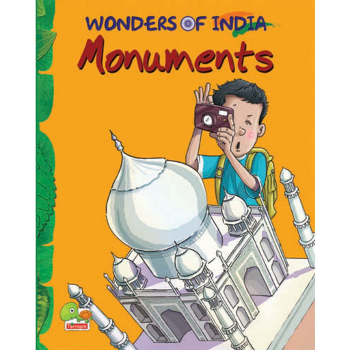 The Nestery : Teri Press - Wonders Of India - Monuments