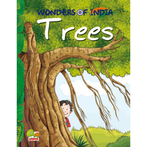 The Nestery : Teri Press - Wonders Of India - Trees