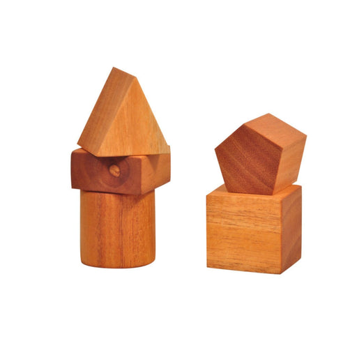 The Nestery: Thasvi - Baby'S First Jumbo Wooden Blocks