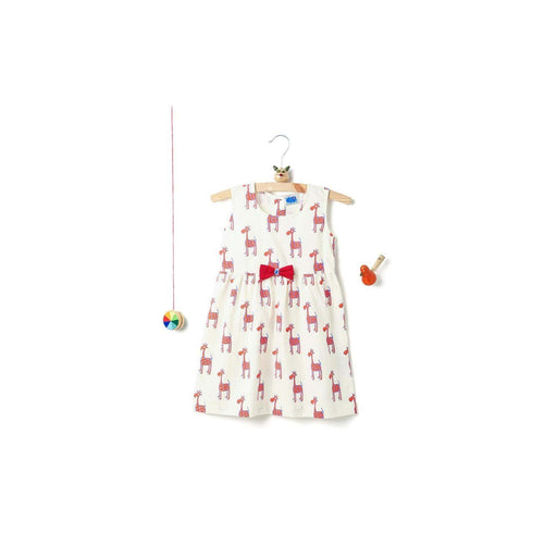 The Nestery: THE FOREST CHILD-SUMMER BOW FROCK - GIRAFFE