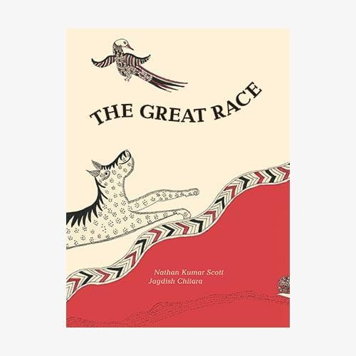 The Nestery: Tara Books - The Great Race