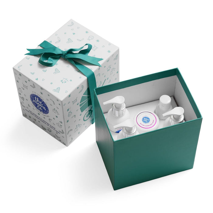 The Nestery: The Moms Co - Baby Complete Care Ribbon Gift Box