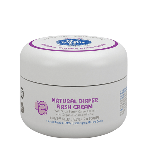 The Nestery: The Moms Co - Natural Diaper Rash Cream
