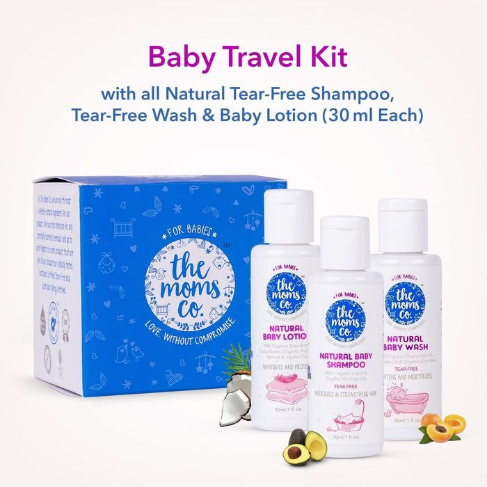 The Nestery: The Moms Co - Travel Kit For Baby