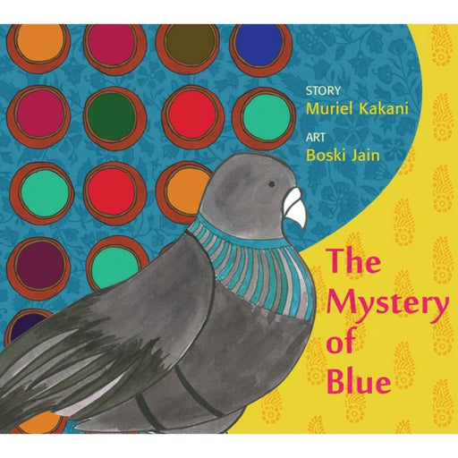 The Nestery : Tulika Books - The Mystery Of Blue