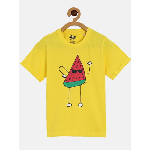 The Nestery : The Talking Canvas - Cool Watermelon T-Shirt