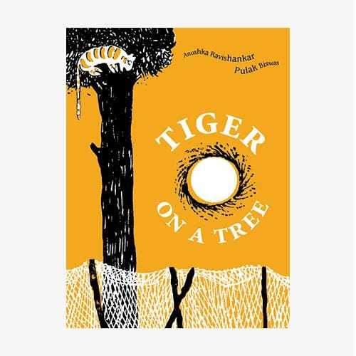 The Nestery: Tara Books - Tiger On A Tree