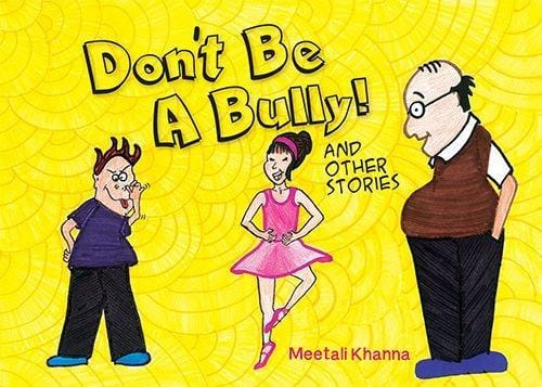 The Nestery: Tota Books - DON'T BE A BULLY! AND OTHER STORIES-FRONT COVER
