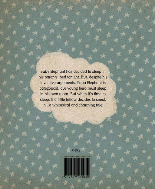 The Nestery: Tota Books - GOOD NIGHT-BACK COVER