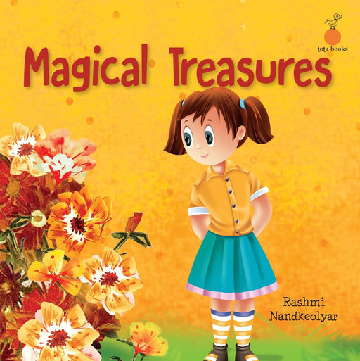 The Nestery: Tota Books - MAGICAL TREASURES-FRONT COVER