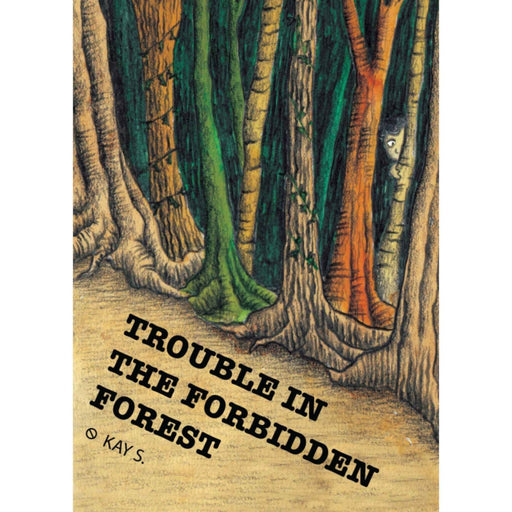 The Nestery: Tulika Books - Trouble In The Forbidden Forest