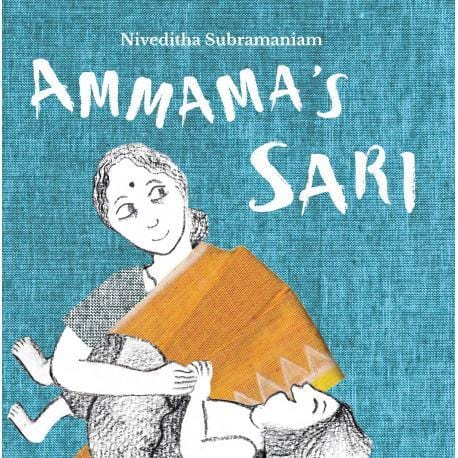 The Nestery: Tulika Books - AMMAMMA'S SAREE
