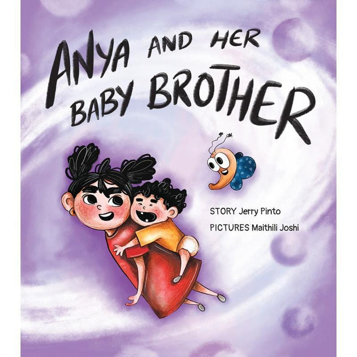 The Nestery: Tulika Books - Anya And Her Baby Brother